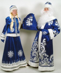 Новый год - время предлагать карнавальные костюмы