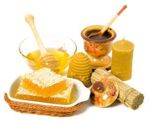 Основной продукт пчеловодства - это мед