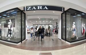 Минимальные вложения в франшизу ZARA составят 3 млн рублей