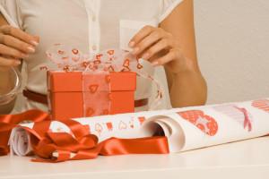 Корпоративные подарки очень популярны