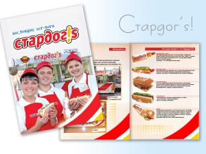 Стардогс - одна из самых развитых франшиз в России