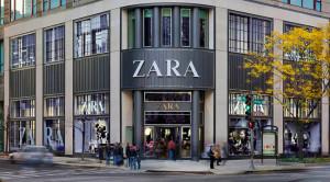 Открытие магазина ZARA по франшизе