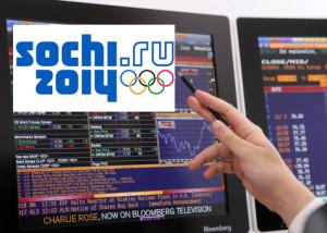 Заработок на Олимпиаде в Сочи