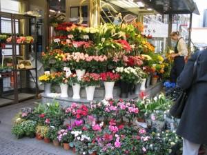 Торговля цветами как бизнес