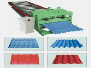 оборудование для металлочерепицы из Китая