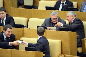 Госдума рассмотрела законопроект о франшизе