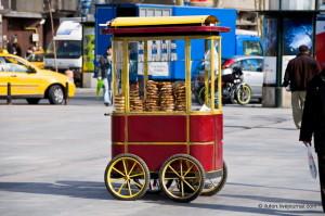 Торговля мороженым на улице разрешение