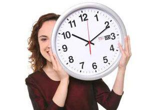 Табель учета использования рабочего времени сотрудников