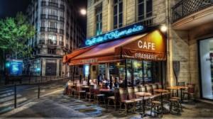 Месторасположение кафе