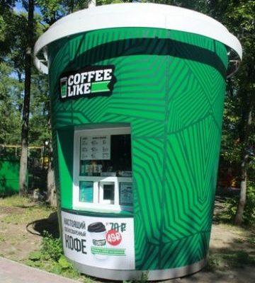 Франшиза кофе-бара Coffee Like: подробный бизнес-план и рентабельность
