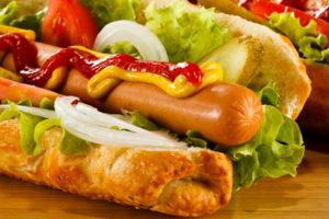 Производство и торговля хот-догами