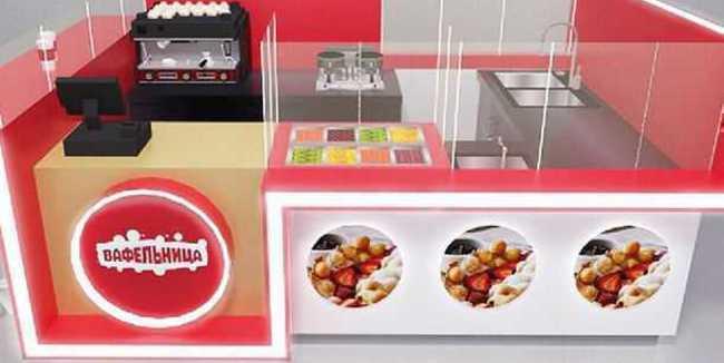Франшиза гонконгских вафель от Вафельницы: стоимость и условия
