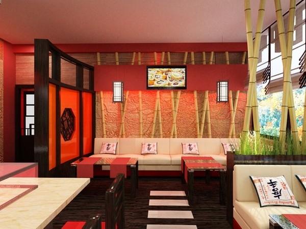 Как открыть суши кафе: помещение
