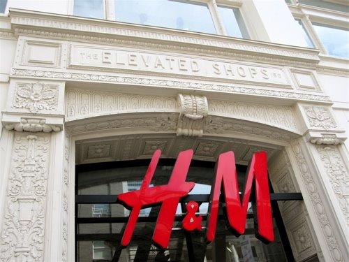 Стоимость франшизы H&M