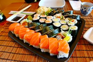 Бизнес-план суши-бара с нуля: концепция, себестоимость, прибыль