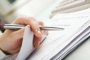 Форма заявления на внесение изменений в ЕГРЮЛ, учредительные документы, сведений в ЕГРИП