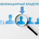 Что это - бенефициарный владелец, какая информация о бенефициарах раскрывается в отчетах?