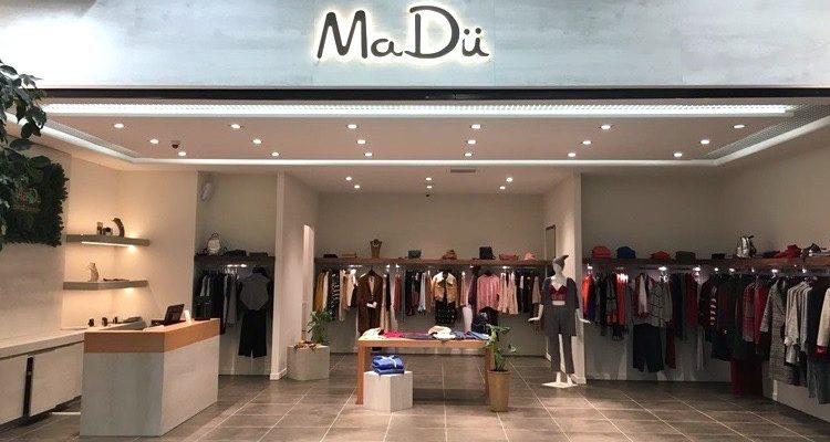 Франшиза магазина женской одежды MaDii — стоимость и условия
