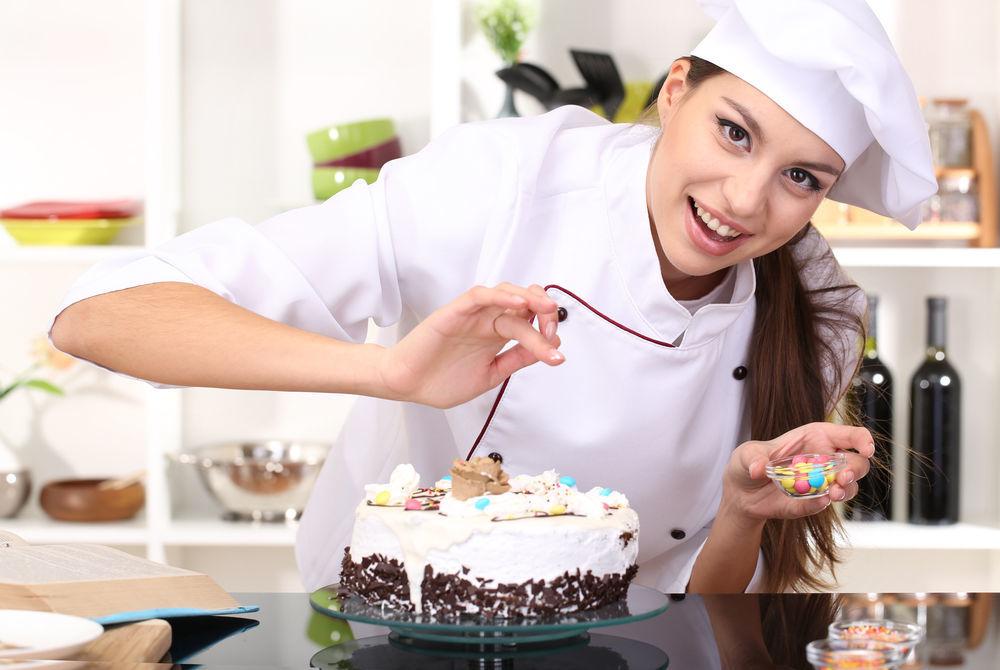 Кондитер – неплохой бизнес для женщин в домашних условиях