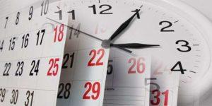 начисление отпускных за сколько дней до отпуска